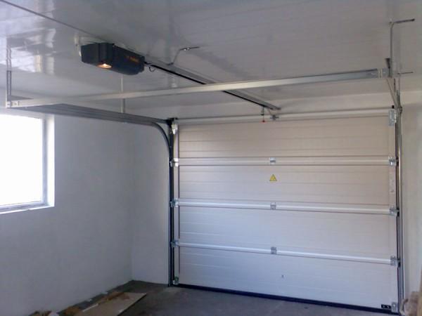 Agosto 2012 hogar y construccion for Puertas automaticas garaje