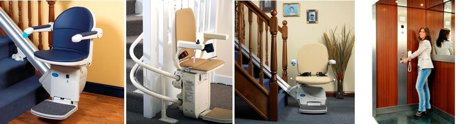 Sillas salva escaleras para un mejor vivir hogar y for Sillas ascensores para escaleras precios