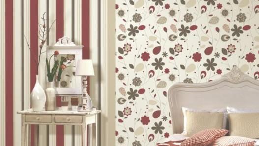 Elije el papel pintado perfecto para tu decoraci n hogar - Papel pintado para entradas ...