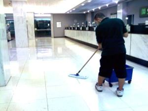 Más que un servicio de limpieza