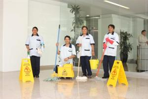 La mejor imagen con un servicio de limpieza