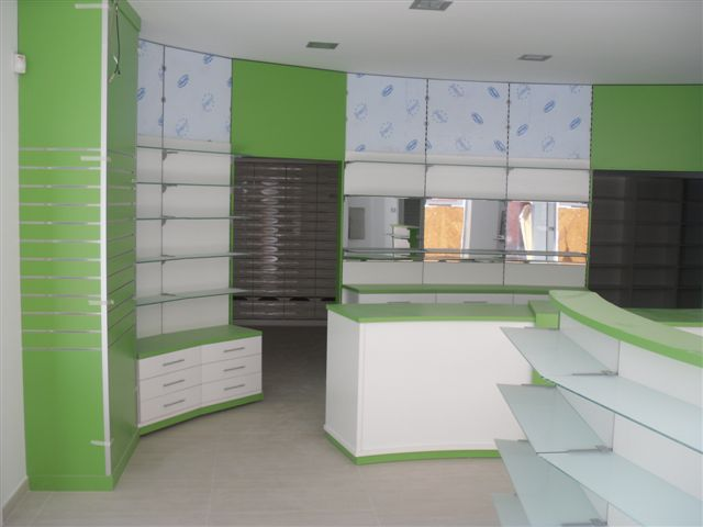 Muebles para farmacia hogar y construccion for Muebles para farmacia