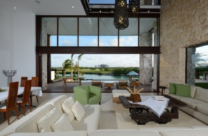 Todo el confort en las casas en venta en Cancun